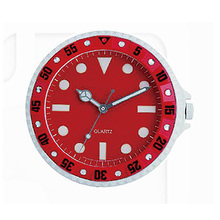 popular gifts items watch shaped decorative wall clock in vogue