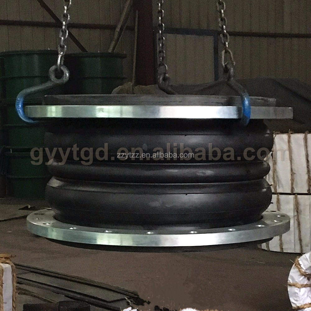 PN16 galvanized concrete reinforced bellows expansion joint
