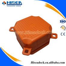 Plastic used hdpe pontoon floating dock
