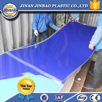 advertising acrylic material anti-uv blister pmma sheet