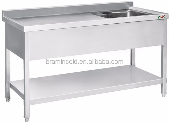 commercial Used Kitchen Sinks Stainless Steel/Small Hand Washing Sink with CE