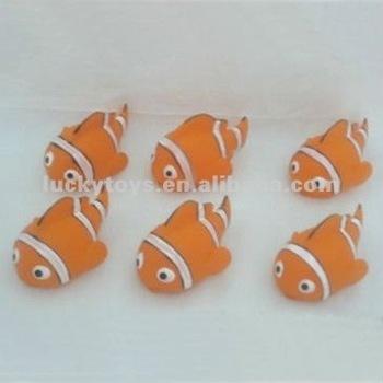 8cm soft plastic mini clown fish buy mini clown fish for Small plastic fish