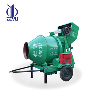 Hot Sale New Product Block Concrete Mixer Belle Concrete Mixers