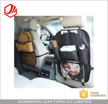 wholesale travel backseat car organizer with with lots of pockets