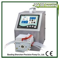 Adjustable updated cheapest 12l industrial peristaltic pump