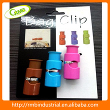 Simple sealing bread bag clips plastic bag clip close