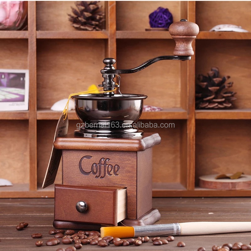 Manual Ceramic Burr Coffee Grinder, Coffee Mill ,hand coffee grinder