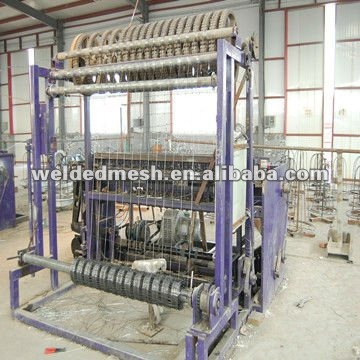 WIRE MESH MACHINE, full automatic grassland fence machine (cattle fence machine, field fence machine))