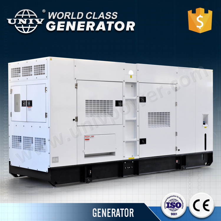 china over 10 years experience factory silent generator disel engine powered 60hz