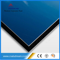 2016 new innovation building material 3mm 5mm spectra acm