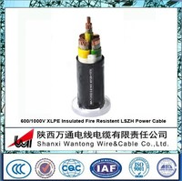 0.6/1KV Low smoke zero halogen Fire Resistent LSZH Cable heat resistant Power Cable