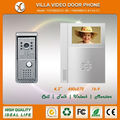 Color wired video door phone