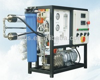 seawater desalination equipment for ship in2014