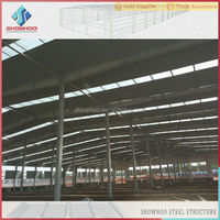 steel structure prefab warehouse or cheap metal shed steel fabrication workshop layout for sale