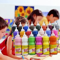 Hot selling Acrylic Paint pictures Color Paint,Water Paint free sample