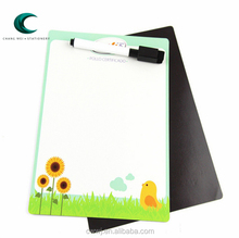 Magnetic Fridge Board and Pen Notice Memo Whiteboard Daily Planner