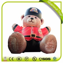 NEVERLAND TOYS Customized shapes advertising cartoon for promotions,Advertising Model Bear Shape Inflatable Product Shape