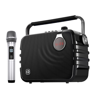 Song K Outdoor Portable Big Sound Karaoke Speaker