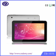 "OEM 10"" Touch Allwinner resolution 1024x600 pixels Android Tablet"