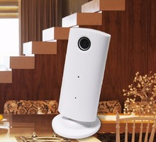 Mini cute wireless IP camera installation remote viewing surveillance system home security cameras