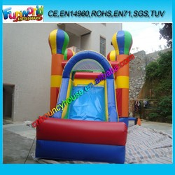 commercial inflatable slide bouncer for children/ kids bounce house for sale