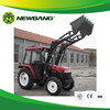 40hp Luzhong Tractor With Front Loader