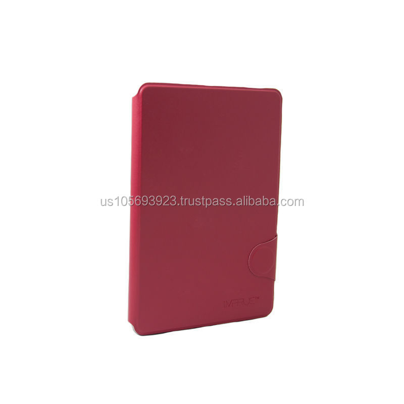 IMPRUE fashion flip stand high quality leather case for Ipad mini with 4colors
