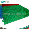 Outdoor Interlocking Plastic Sports Flooring Tile For Playground