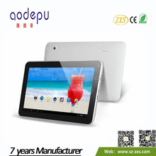 ZXS-10.1 Inch Dual Core Tablet PC Smart Pad 1G/8GB Cheap Tablet pc HDMI,WIFI Android 4.4 Tablet PC MID Factory