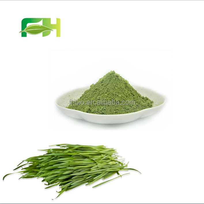 Natural Nutritional Supplements Organic Wheat Grass powder