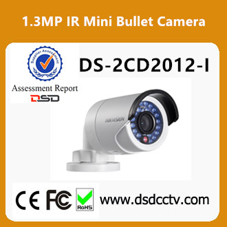 Hikvision CCTV IP Camera 1.3MP IR Mini Bullet CCTV Security Network Camera DS-2CD2012-I