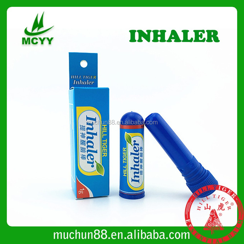 Nose/Nasal/Nostril Relief Menthol Inhaler