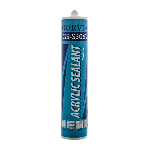 Fire rated acrylic sealant