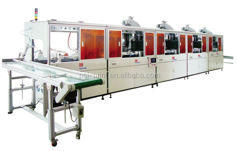 S350 Auto-Screen printer for pail