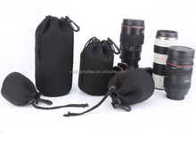 Camera Neoprene DSLR Lens Soft Pouch Protector Case Bag PY9 PY2