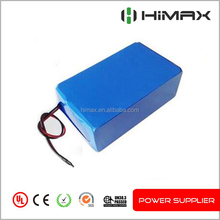 High Capacity 14.8V 10000Mah 18650 Lithium Ion Battery For Power Supply
