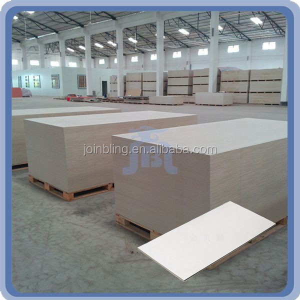 100% no asbestos fireproof fiber cement board price