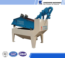 Leading brand fine sand recycling machine after sand washer for recycling 0.16-0.3mm fine sand