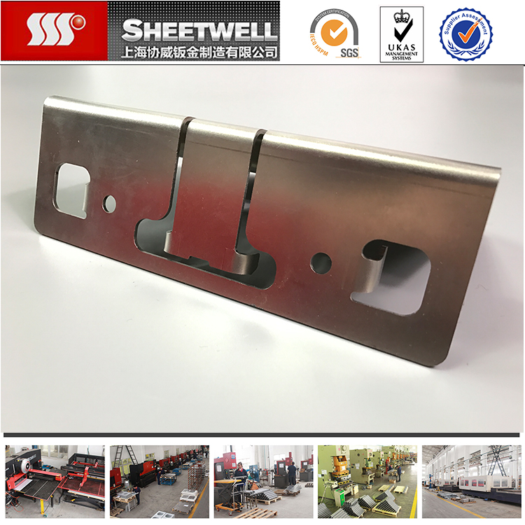 Customized high quality stamping stainless steel bending parts