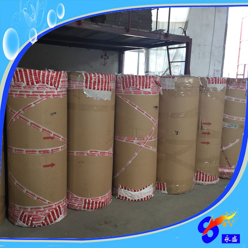 Plastic Bag Sealing One Side Bopp Adhesive Tape Jumbo Roll