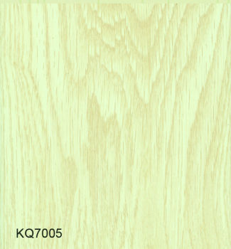 Registered embossed 8 and 12 laminated flooring with Wax