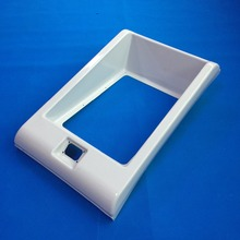 Custom vacuum forming electric medical equipment plastic cover