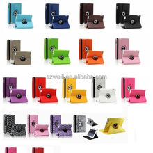 Case Cover Folio For iPad 2 3 4 Smart Magnetic Stand PU Leather Rotating 360