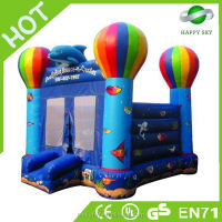 2015 High quality Kids & adults funny game sx animal houses,animal bouncer house,bouncy castles nottingham