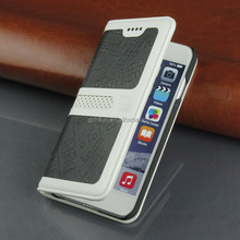 Book full protective cellphone case,pu leather cover,new style for iphone 6