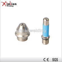 Xinlian OTC D2000 Plasma Cutting Electrode and Nozzle