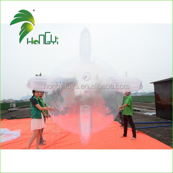 inflatable clear transparent blimp (3)