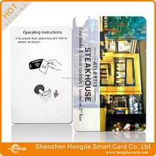RFID Contactless Smart card hotel card