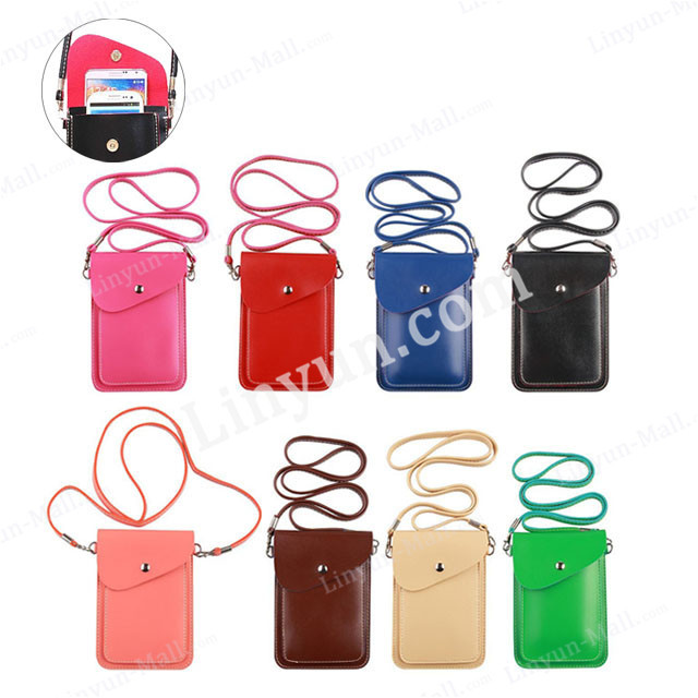 Creative design Universal double-deck Bag case for iphone5
