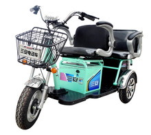 <800w motor electric tricycle three wheel battery operated for passenger transportation/electric rickshaw